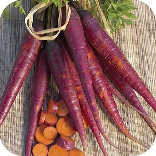 Морковь фиолетовая Cosmic Purple
