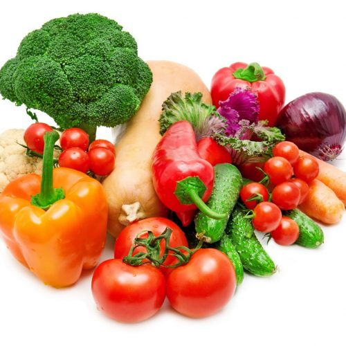 Овощи, пряности, ягоды
