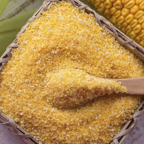 Кукурузный глютен
