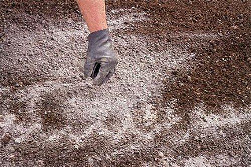 Раскислители почв