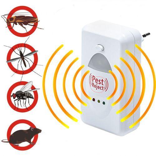Электромагнитные отпугиватели грызунов и насекомых