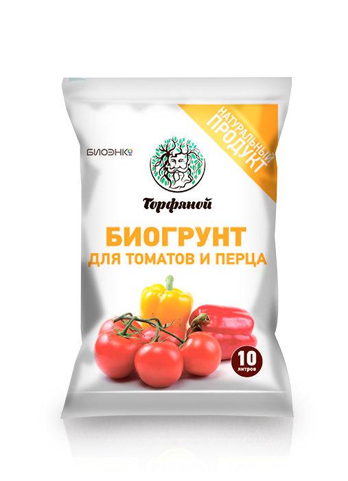 для томатов и перца