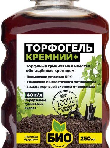 ТОРФОГЕЛЬ КРЕМНИЙ+ (250 мл)