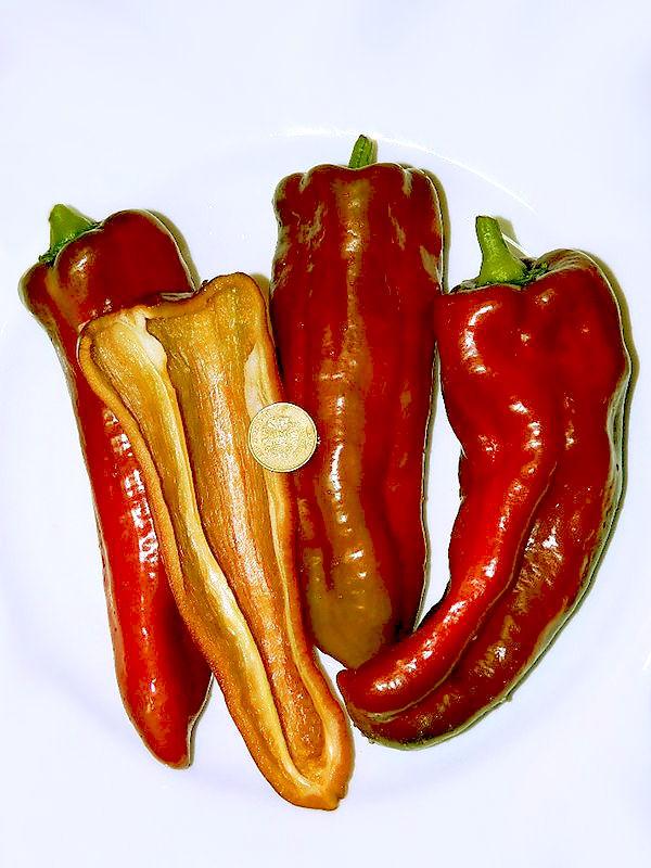 Перец сладкий Кубанелле (Cubanelle)